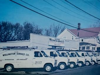 truck-fleet-infront-of-medford-wellington-building