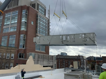 installing-new-equipment-on-roof