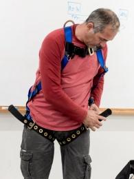 saftey-harness-demonstration