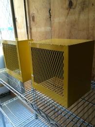 yellow-sheet-metal-boxes