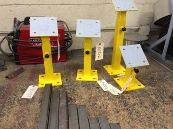 yellow-sheet-metal-footing